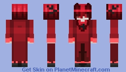 Alastor Minecraft Skin