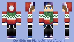 Maxuius Minecraft Skin