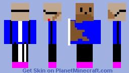 sans3 Minecraft Skin