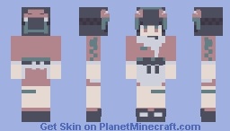 SUSHI - Reshade Contest Minecraft Skin