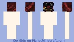 head test Minecraft Skin