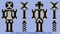 crusaider Minecraft Skin