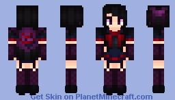 | The Demon Obsessed Child | ~* Marma *~ Minecraft Skin