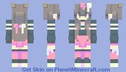 peach Minecraft Skin