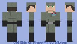 Imperial Officer Minecraft Skin