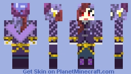 Elven Prince (Outside Attire) Minecraft Skin