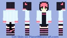 pippi Minecraft Skin