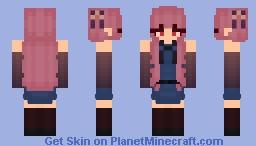 Storytellers Minecraft Skin