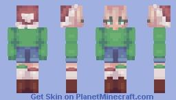 .quirky. Minecraft Skin