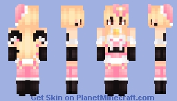 | The Very Merry Xmas Dark Angel | ~* Marma *~ Minecraft Skin