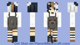 𝑔❀𝓁𝒹𝑒𝓃 𝒹𝒶𝓌𝓃 Minecraft Skin