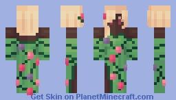 To Have a Garden Minecraft Skin
