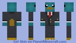 d3skins Request: Platypus_101 Minecraft Skin