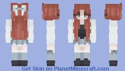 Ariel Minecraft Skin