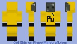 Plutonium Minecraft Skin