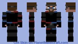Minigames Player Minecraft Skin
