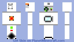 Washing Machine (Skin Contest) Minecraft Skin