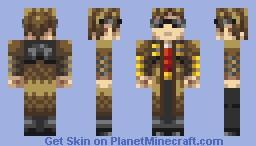 [PMC Imagination] Brendalf Minecraft Skin