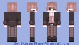 Rupert Yelloe Minecraft Skin