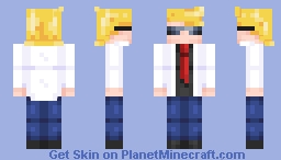 Duncan (D&J) Minecraft Skin