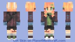 Kroos~ Minecraft Skin