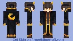 Noctis Minecraft Skin