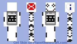 Roblox BEAR*- idiot.bear Minecraft Skin