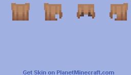 Brown Hair Base - Male Minecraft Skin