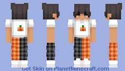 *+ Skintober day 18 - Sean +* Minecraft Skin