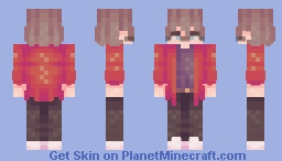 Sincerely, me! 2.0 - Jared kleinman Minecraft Skin