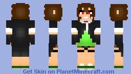 burst!chara (read description) Minecraft Skin