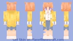 Raincoat thingy Minecraft Skin