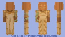 pumpkin season Minecraft Skin