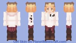 Kenma Kozume - casual | Haikyuu!! Minecraft Skin