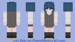 Twice Momo ⌜I Can't Stop Me⌝ ʳᵉᵗʳᵒ ᵛᵉʳ Minecraft Skin