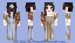 Metsu Mantua Minecraft Skin