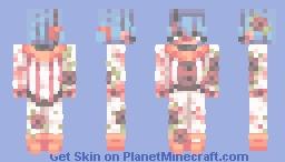 Carnivals aren't all fun Minecraft Skin