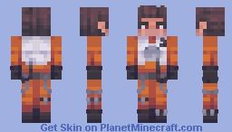 poo dameron Minecraft Skin