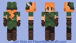 aria math Minecraft Skin