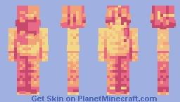 lemon strawberry Minecraft Skin