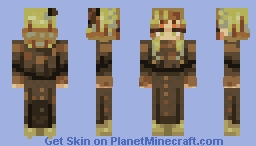 sakura nanamine Minecraft Skin