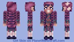 Fancy halfling Minecraft Skin