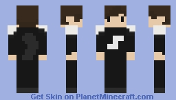 Me in real life but done bad Minecraft Skin