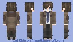 sherlock Minecraft Skin