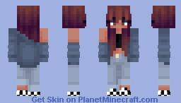 ♦ • we got another one • ♦ Minecraft Skin