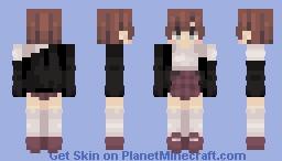 wet cigarettes Minecraft Skin