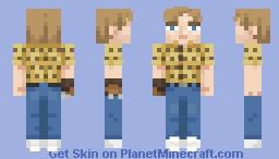 Jesse Walsh - A Nightmare on Elm Street 2 Minecraft Skin