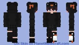 Penguin Eboy Minecraft Skin