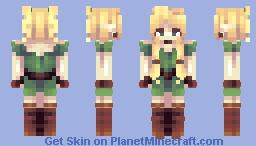𝙀𝙡𝙛𝙞𝙚 - 𝙁𝙖𝙣𝙨𝙠𝙞𝙣 𝙛𝙤𝙧 𝙀𝙡𝙫𝙚𝙣𝙅𝙚𝙙𝙞 Minecraft Skin