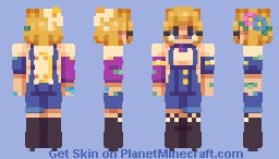 - SpringTime - Minecraft Skin